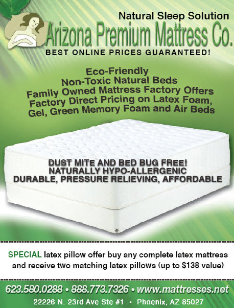 Latex Mattress Coupon
