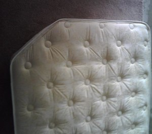 Custom Mattress for RV